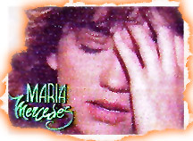 Thalia in 'Maria Mercedes'
